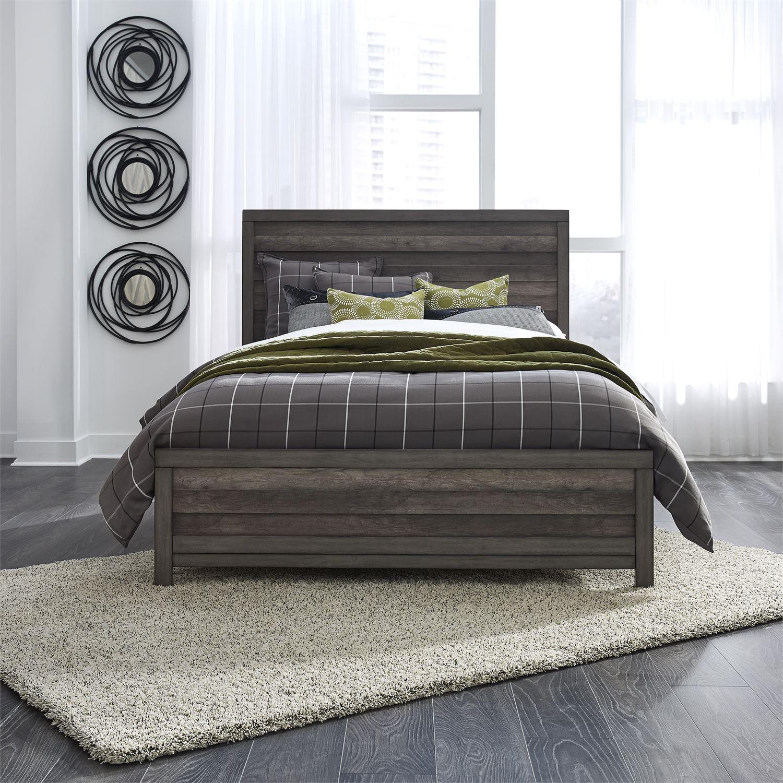 Tanners Creek Queen Panel Bed