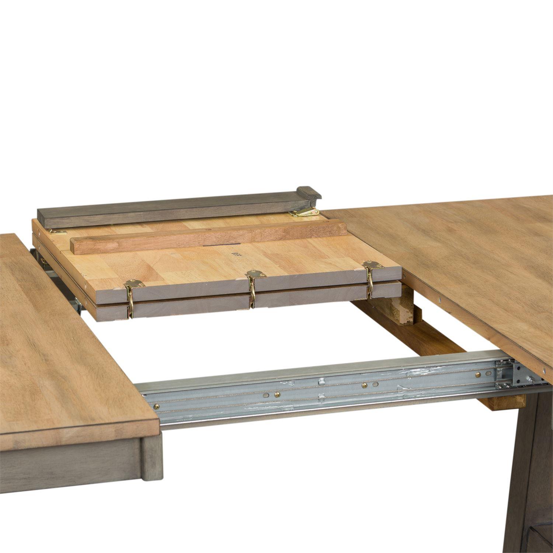Lindsey Farm 5 piece Trestle Table set