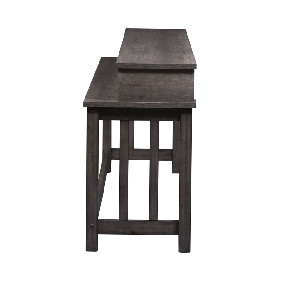 Tanners Creek console bar table
