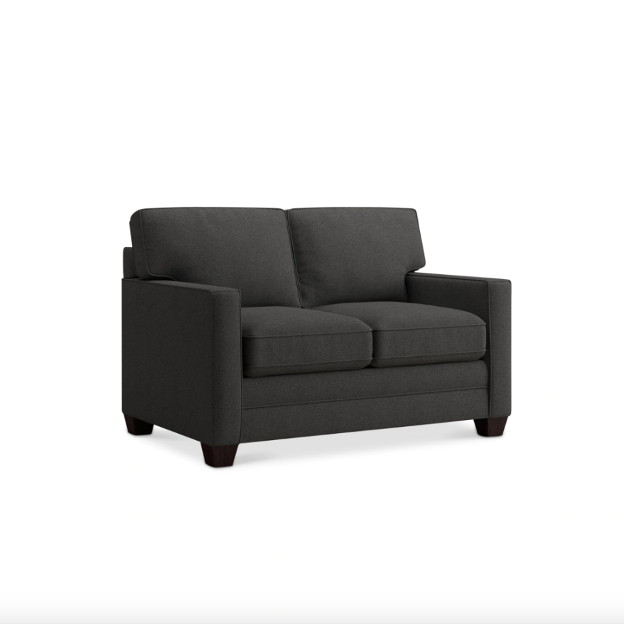 Alexander Track Arm Loveseat