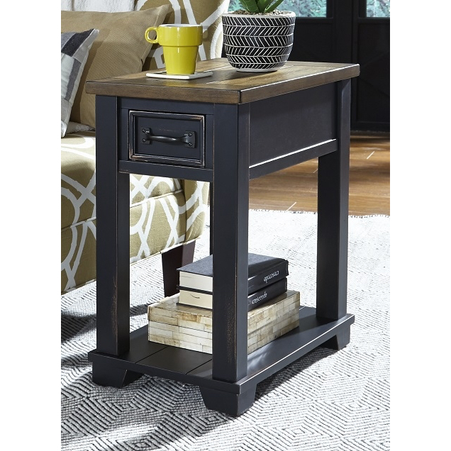 2218-07 Chairside End Table