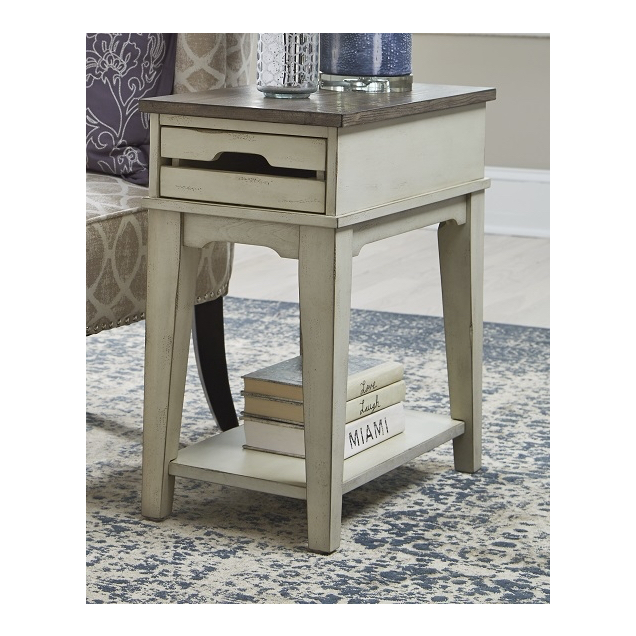 8818-07 Chairside End Table