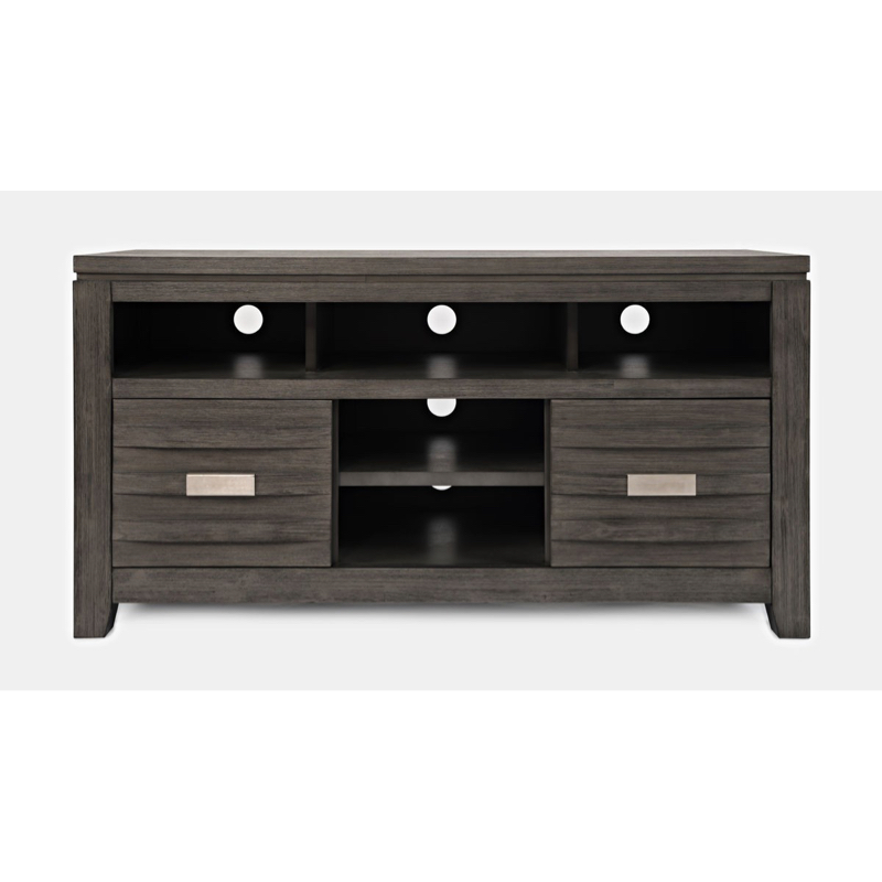 Jofran Furniture Altamonte Brushed Grey 50 Inch Console