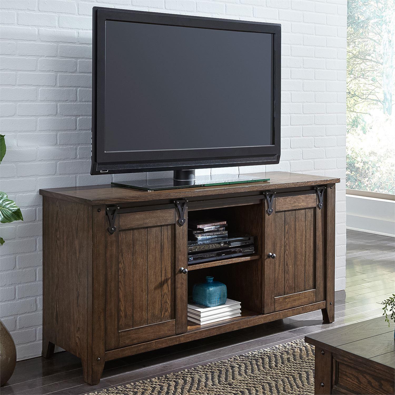 Lake House TV Console