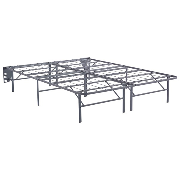 Ashley Better than a box spring metal frame